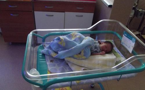 """44 бебета са проплакали от началото на годината в АГО отделение на """"МБАЛ - Благоевград"""""""