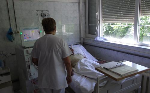 Отделение по хемодиализа