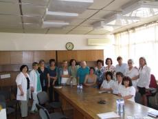 МБАЛ - Благоевград бе домакин на междуобластна  работна среща