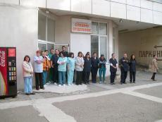 Екип на спешна помощ